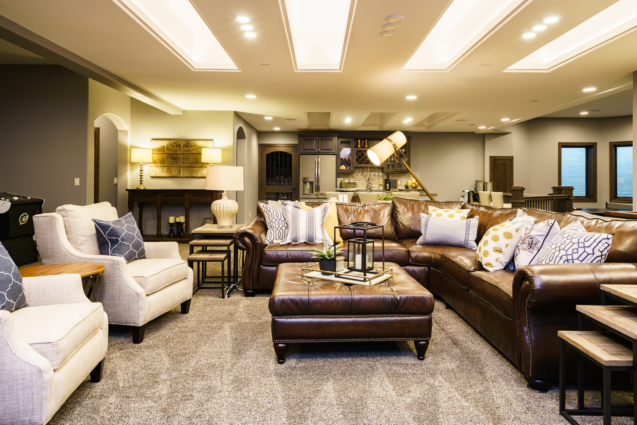 100 [ Omaha Interior Designers ] Interior Decorator Greater Omaha  Contemporary Basement Design Omaha Ne Neutral