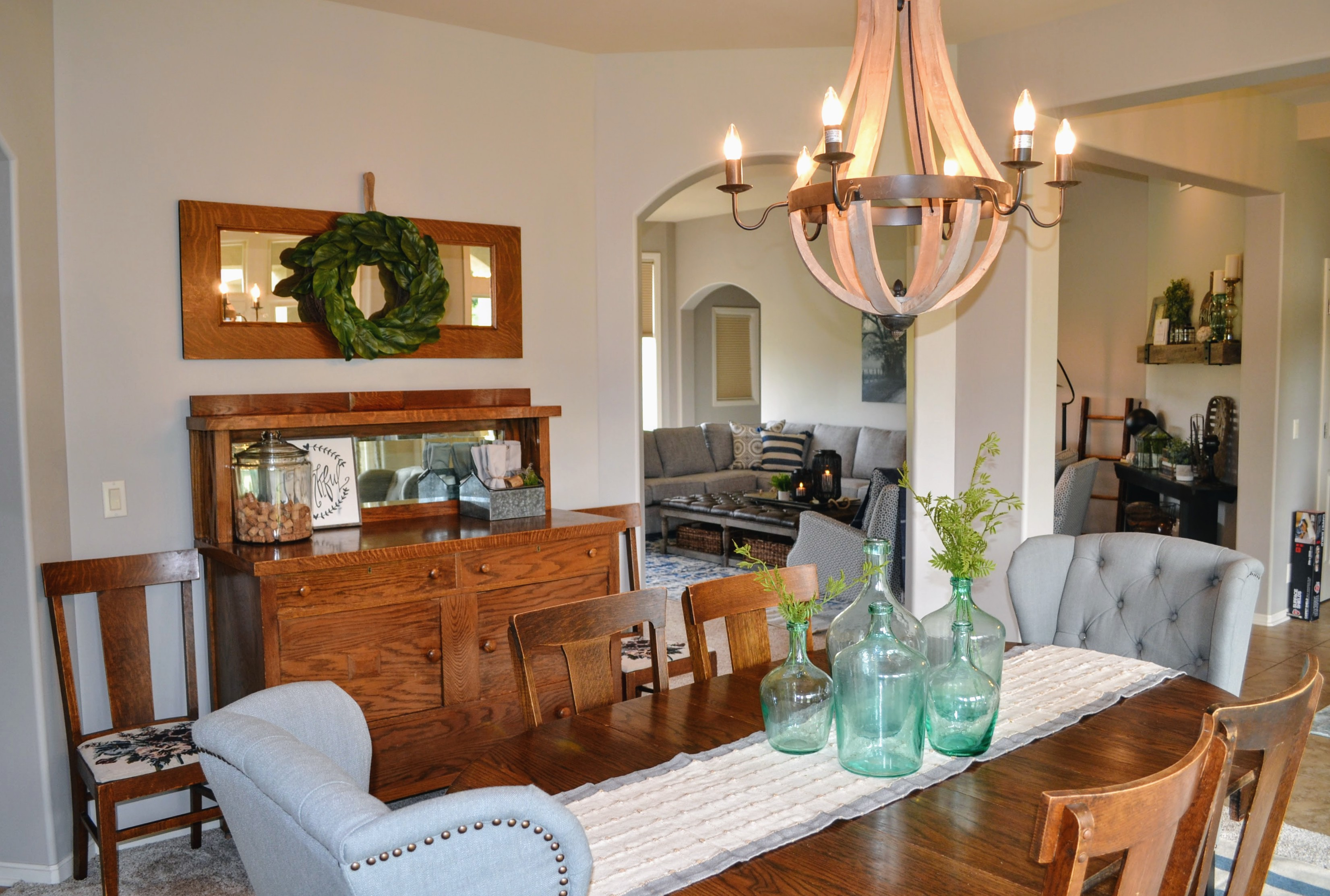 Interior Design Furniture: Updating Vintage And Antique
